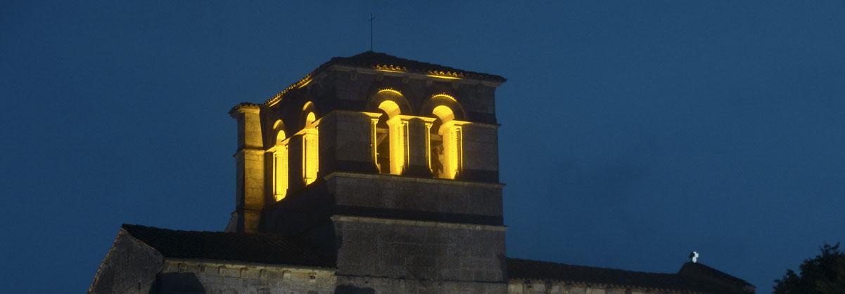 9-Mises en valeur par la lumière des batiments-monuments et sites