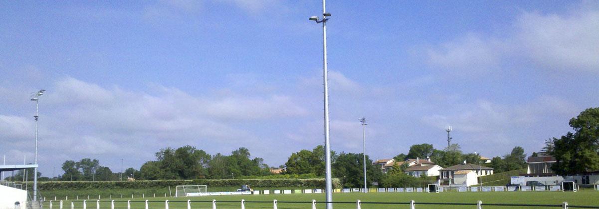 8-Eclairage des installations sportives